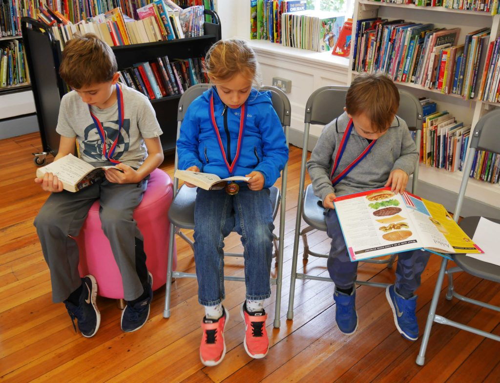 Summer Stars Will Help Your Child Get Into Reading Books